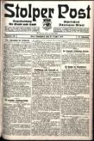 1927-10-15, Stolper Post. Tageszeitung für Stadt und Land Nr. 242/1927