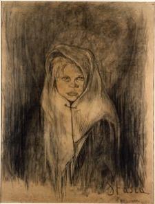 Stasia (Portret dziewczynki góralskiej)