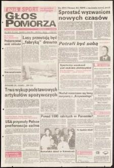 Głos Pomorza, 1990, styczeń, nr 6