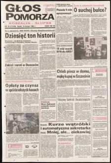Głos Pomorza, 1990, luty, nr 38