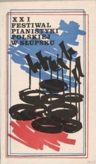 Festiwal Pianistyki Polskiej (21 ; 1987 ; Słupsk)