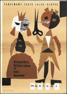 [Plakat] : Krawiec Niteczka - musical