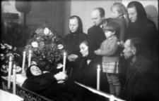 Pogrzeb Marii Ozarowskiej