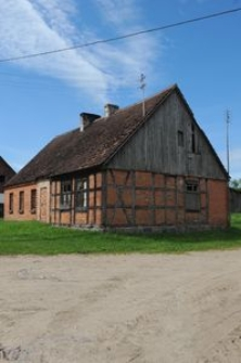 Budynek mieszkalny w Żelkowie