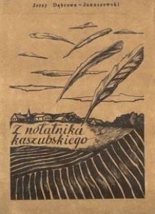 Z notatnika kaszubskiego