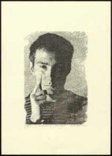 Witkacy i ja - autoportret - 3
