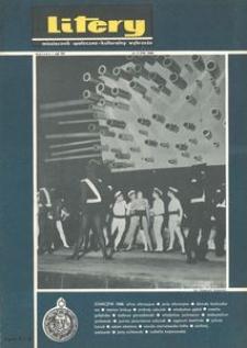 Litery : magazyn społeczno-kulturalny Wybrzeża, 1968, nr 3