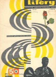 Litery : magazyn społeczno-kulturalny Wybrzeża, 1966, nr 2