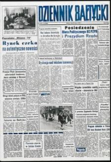 Dziennik Bałtycki, 1974, nr 67