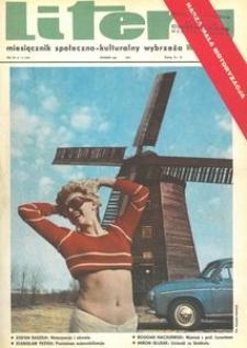 Litery : magazyn społeczno-kulturalny Wybrzeża, 1973, nr 5