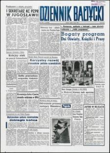 Dziennik Bałtycki, 1973, nr 106
