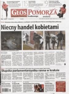Głos Pomorza, 2009, listopad, nr 262 (861)