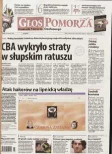 Głos Pomorza, 2009, listopad, nr 258 (857)