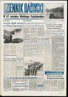 Dziennik Bałtycki, 1974, nr 261