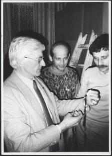 Jerzy Lisiecki i Edward Miller