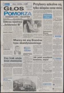 Głos Pomorza, 1990, sierpień, nr 185