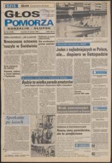 Głos Pomorza, 1990, sierpień, nr 195