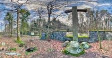 Labiszewo cemetery of property owners von Zakrzewski