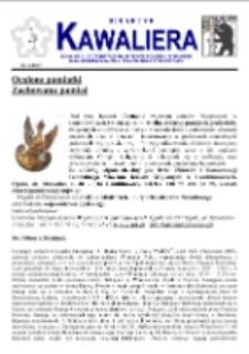 Kawaliera : biuletyn Koła nr 21, 2017, nr 2
