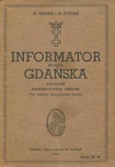 Informator miasta Gdańska