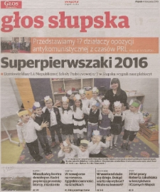 Głos Słupska : tygodnik Słupska i Ustki, 2016, nr 258