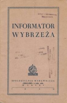 Informator wybrzeża