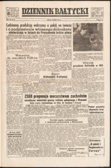 Dziennik Bałtyck, 1952, nr 62