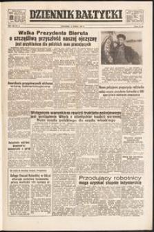 Dziennik Bałtycki, 1952, nr 63